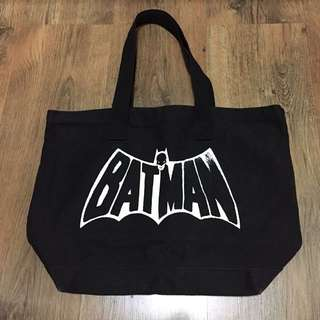 :chocoolate Batman totebag