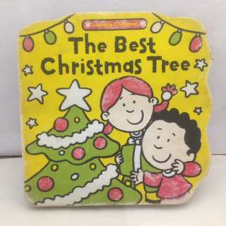 Board Book The Best Christmas Tree