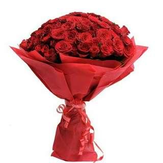 Flower Bouquet∕Hand Bouquet∕Birthday Bouquet∕Anniversary Bouquet∕Proposal Bouquet - 2732B