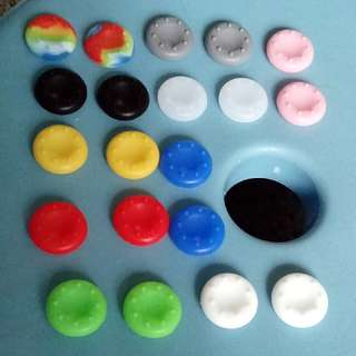 2 pairs thumbgrips for controllers PS3, PS4, xbox 360, xbox one, etc