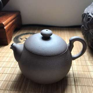 老岩泥紫砂壶 Taiwan rare earth teapot