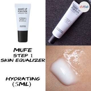 BN Mini MUFE Make Up For Ever Step 1 Skin Equalizer Hydrating Primer 5ml
