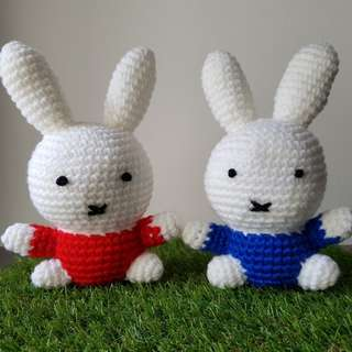 Crochet miffy
