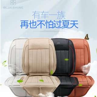 汽車通風坐墊空調製冷加熱座墊座椅通風墊車用 夏季涼墊 四季