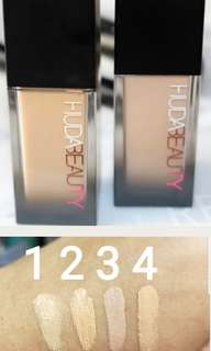 Huda Beauty Foundation‼️FREE NORMAL MAIL‼️