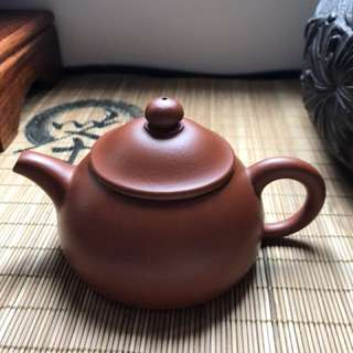 大紅袍 Red Clay Chinese ZiSha teapot