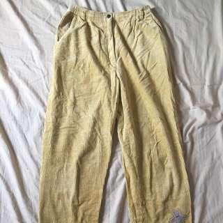 FREE CURDOROY Pants