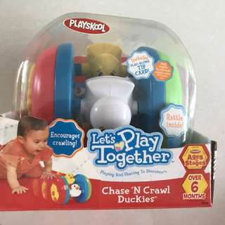 Playskool Rolling Duckling
