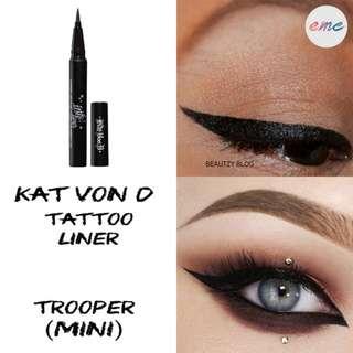 BN Mini Kat Von D KVD Ink Liner - Trooper