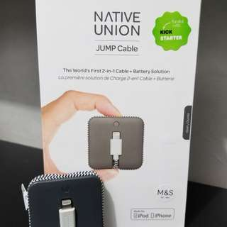 Native Union JUMP Cable