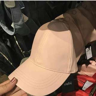 Topi ruby baby pink