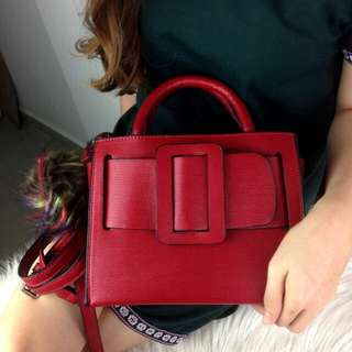Tas Eliza Atlanta Top Handle  Kode : EA1622-1.