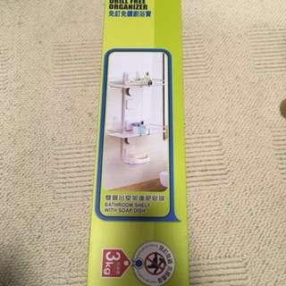 免釘免鑽廚浴寶 (長51x12.5x30cm)