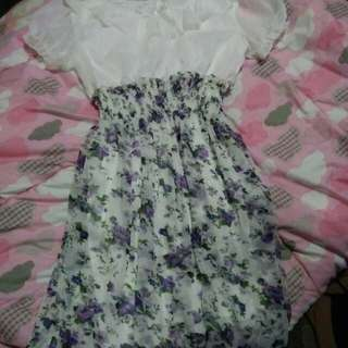 Dress flowers bkk