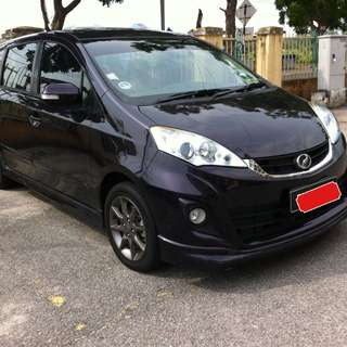 Perodua alza 1.5 advance for sale