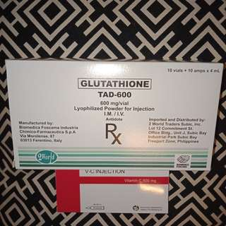 Authentic Glutathione