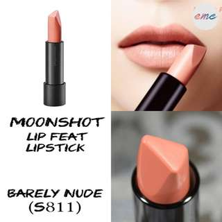 BN Moonshot Lip Feat Lipstick - Barely Nude