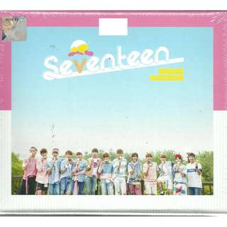 ON HAND SEALED Seventeen Love and Letter Repackage Regular Edition