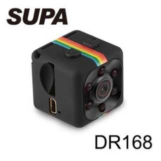 🚚 速霸 DR168 迷你骰子型 Full HD 1080P 記錄器