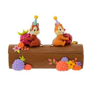 Japan Disneystore Disney Store Hello Chip and Dale Accessory Case Preorder