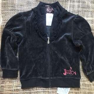 Juicy Courure fleece jacket