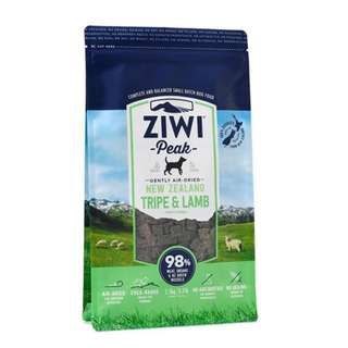 ZIWI PEAK AIR DRIED DOG FOOD – TRIPE & LAMB