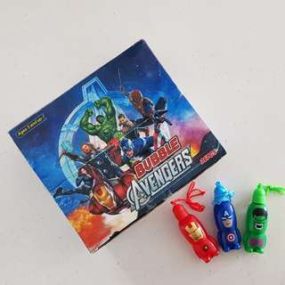 Goodie bag gift_Avengers Bubbles