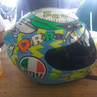 Helm motor AGV