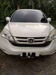 Honda CRV Th 2011 Manual