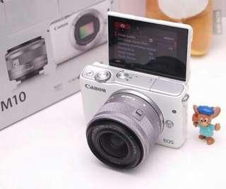 Canon Eos M10 bisa di Cicil