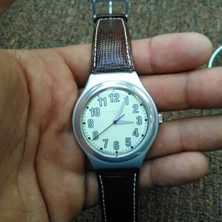 Swatch irony ag 1995 kondisi normal