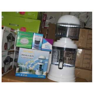 Bio Energy Mineral Water Pot Purifier 15 Liter/Penjernih Air Minum