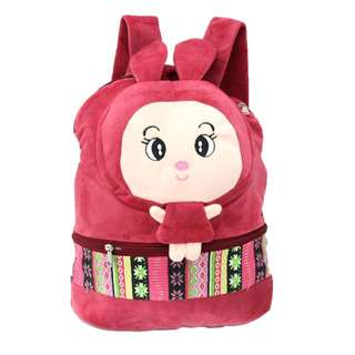 Backpack blanket