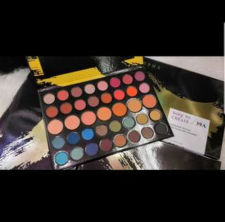 Morphe 39A Eyeshadow ‼️FREE NORMAL MAIL‼️