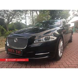 Jaguar XJ 3.0A SC Premium Luxury LWB