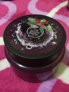Authentic BODY SHOP SUGAR SCRUB