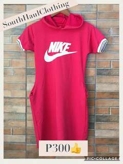 Nike Hoodie Dress