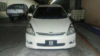 Wish 1.8 pearl white