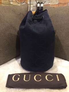 Authentic Gucci Duffle bag with Dustbag