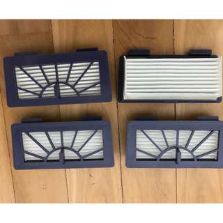 Filters for Neato Robot Hoover