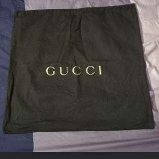 Authentic Gucci Dustbag #fesyen50