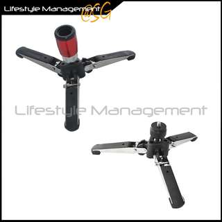 Three Legged Monopod Support Feet (Videography Photography Travel DSLR Camera)