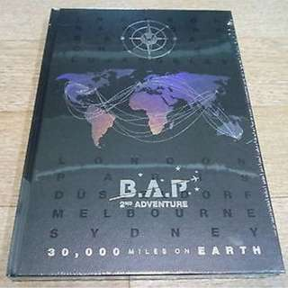 ON HAND SEALED BAP 2nd Adventure Photobook