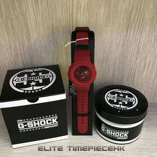 全新現貨 Casio G SHOCK RED OUT AWG-M535C-4 全紅35週年限量紀念版 5635 5735 6935 735 535