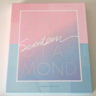 ON HAND SEALED 2016 LIKE SEVENTEEN SHINING DIAMOND CONCERT DVD