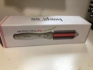SS shiny曲髮器