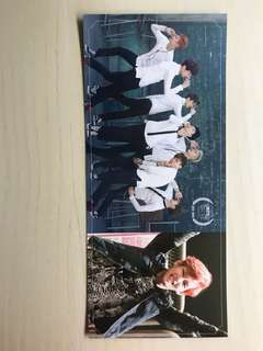 BTS Skool Luv Affair photo cards (V and Suga) (price is per one card)