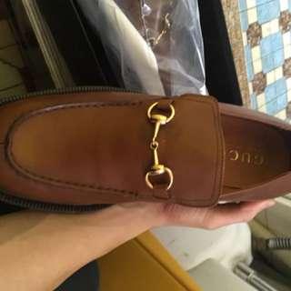 Gucci 皮鞋