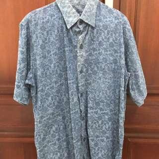 Jual Baju Batik Pria merk Parama Batik