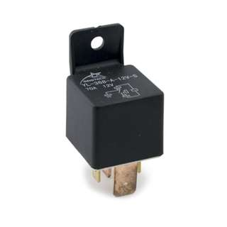 4 Pin 12V Relay 70A with Housing
